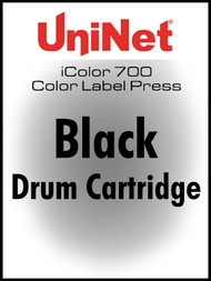 iColor 700 Digital Press Black drum cartridge