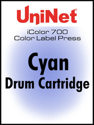 iColor 700 Digital Press Cyan drum cartridges