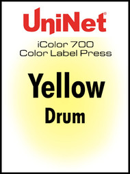 iColor 700 Digital Press Yellow Drum Cartridge