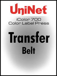 iColor 700 Digital Press Transfer Belt