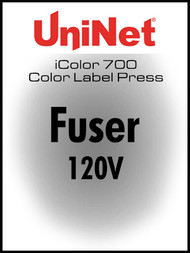 iColor 700 Digital Press Standard Fuser 120V