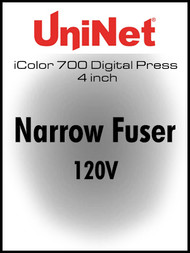 iColor 700 Digital Press 4 inch Narrow Fuser 120V