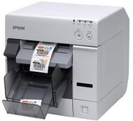 Epson SecurColor TM-C3400 Color Label Printer