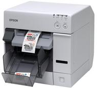 Epson SecurColor TM-C3400 Color Label Printer