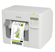 Epson TM-C3500 color label printer