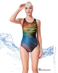 Yingfa 968 New Color Race-skin Swimsuits
