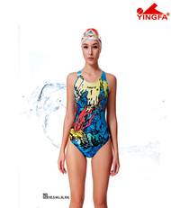 Yingfa 965 New Color Race-skin Swimsuits