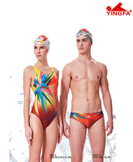 Yingfa 963-2 New Color Race-skin Swimsuits