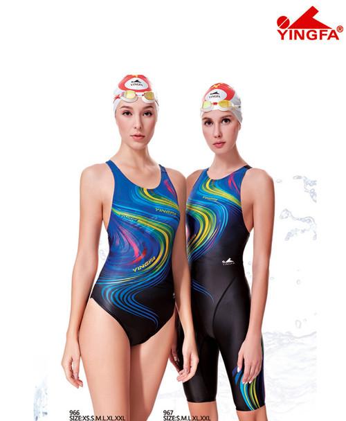 Yingfa 967 New Technical Race-skin Swimsuits