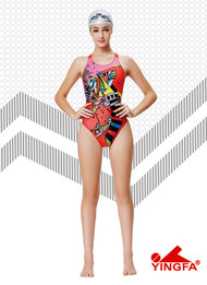 Yingfa 618-2 New Color Race-skin Swimsuits