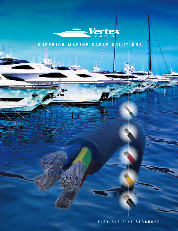Vertex Marine Product Catalogue