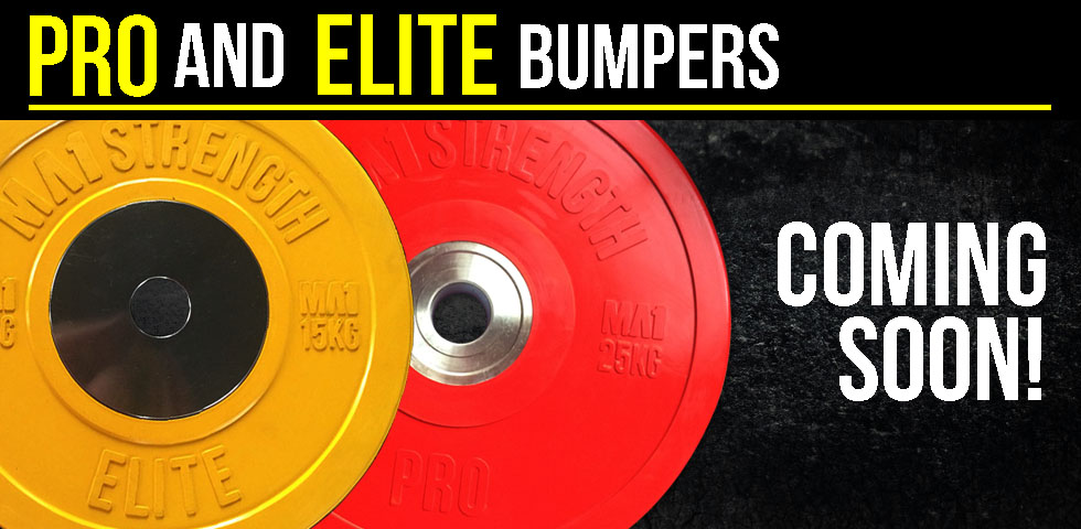 Pro & Elite Bumpers Coming Soon!