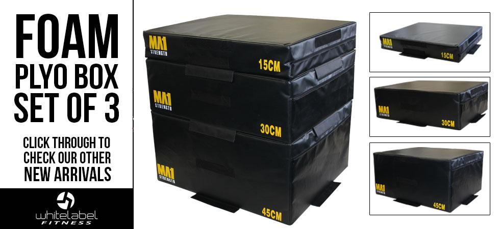 Foam Plyo Box - New Arrivals