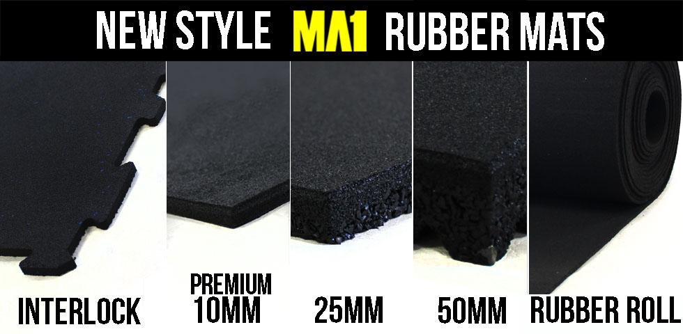 New Style Rubber Matting