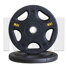 MA1 Pro Olympic Rubber Coated Weight Plate 20kg (Pair)