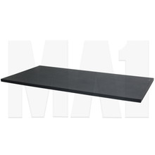 Rectangle MMA Mat - Black