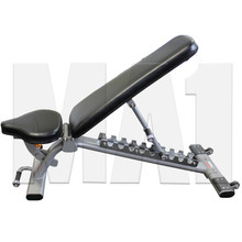 MA1 Elite Commercial Adjustable Bench