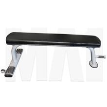 Commercial Flat Bench with Wheels_main