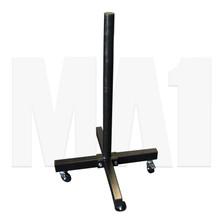 MA1 Mobile Bumper Plate Rack