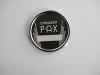 Dial Card Holder Chrome PAX