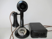 PAX  candlestick telephone with Type 32 subset