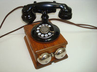 A1 telephone with  295A  subset ringer box