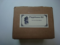 "3 Slot Payphone Kit  ""Make My Payphone Work Kit"""