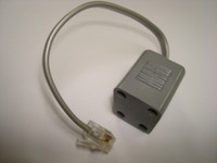 Adapter 4prong to modular