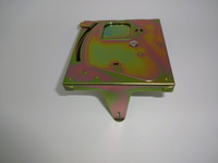 3 slot Pay Phone Coin Box  Lid  NOS