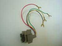 623T Dial in handset  Modular plug jack