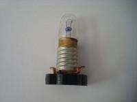 Princess telephone socket and bulb