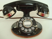 Western Electric 202  with Chrome banded F1 handset