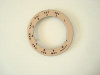 Northern Electric 3 slot payphone  Porcelain dial faceplate