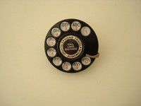 Western Electric #5 dial