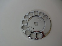 3 slot Payphone Hard Chrome fingerwheel for Automatic Electric, AE80, AE40