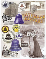 Payphone History Book  by   Author  Ron Knappen