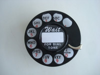 Western Electric #4 dial