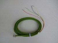 Western Electric Green line cord Premium used for 20B and SC Oil can