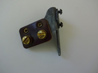 Candlestick telephone terminal mount   r and G or