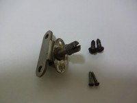 Western Electric  wooden wall phone door catch assembly