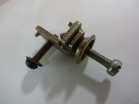 Kellogg door catch assembly for wooden phones   with Screws