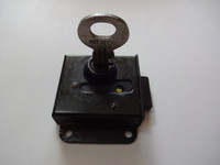 Early Pay station Long Security Company  10L vault door  lock and key