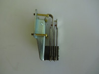 Switch   for 317 wood wall phone  4 contact reproduction