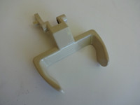 554 switch hook in Ivory Powder coated metal