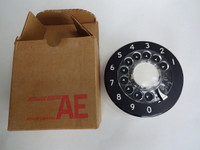 AE80 Dial  Rural Black  NOS