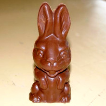 EASTER MOULD - HAPPY BUNNY