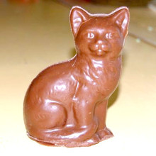 EASTER MOULD - CAT