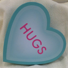 VAL - 4 OZ HUGS HEART