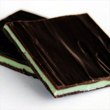 Dark Chocolate Sandwich Mints