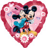 "32"" Mickey & Minnie Jumbo Mylar Foil Balloon"